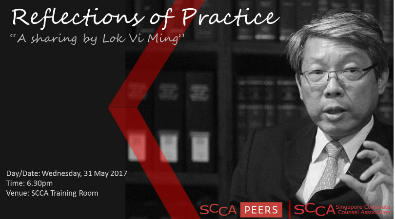 Reflections of Practice, by Mr. Lok Vi Ming