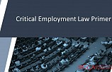 Critical Employment Law Primer  (2 day Program)