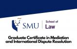 Graduate Certificate in Mediation and International Dispute Resolution