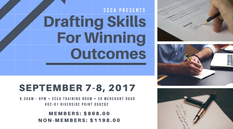 Drafting Skills For Winning Outcomes