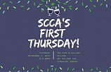 SCCA's First Thursday at the Park!