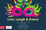 Live, Laugh & Dance