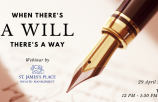 WEBINAR: When There's A Will, There's A Way