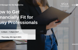 How to Get Financially Fit for Busy Professionals