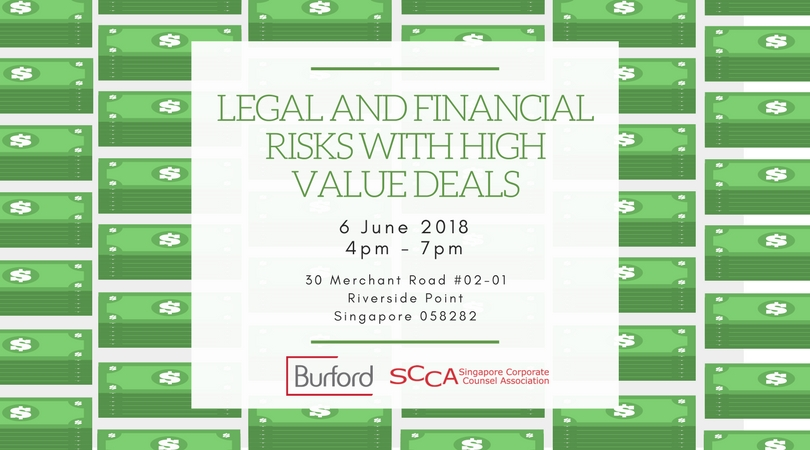 Legal and Financial Risks with High Value Deals