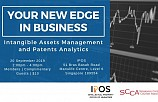 Your New Edge in Business – Intangible Assets Management and Patents Analytics