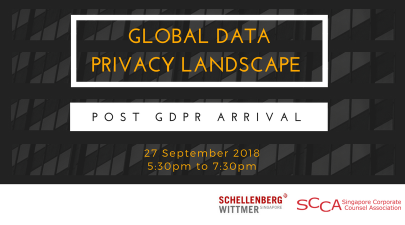GLOBAL DATA PRIVACY LANDSCAPE: POST-GDPR ARRIVAL