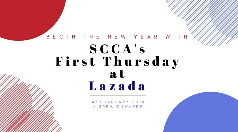 SCCA's First Thursday at Lazada