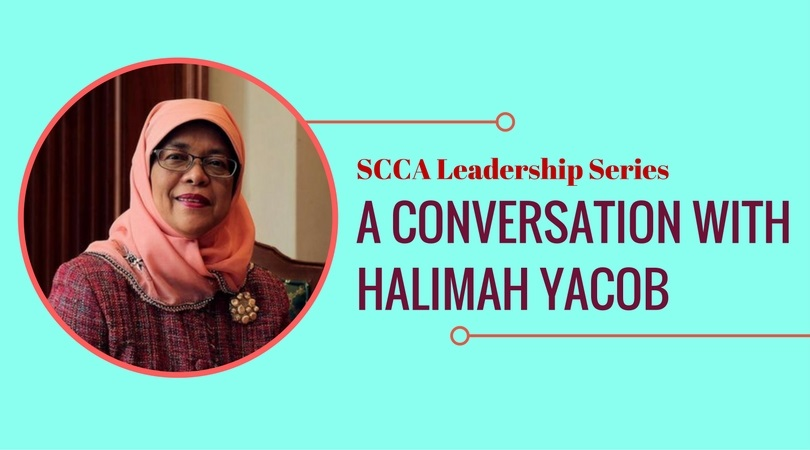 A CONVERSATION WITH HALIMAH YACOB