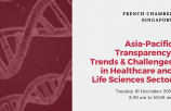 Asia-Pacific Transparency, Trends & Challenges in Healthcare and Life Sciences Sector