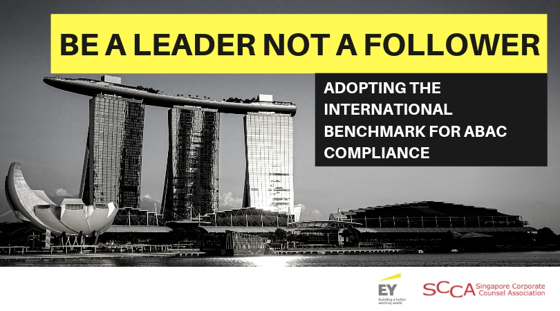 Be a Leader Not a Follower: Adopting the international benchmark for ABAC compliance