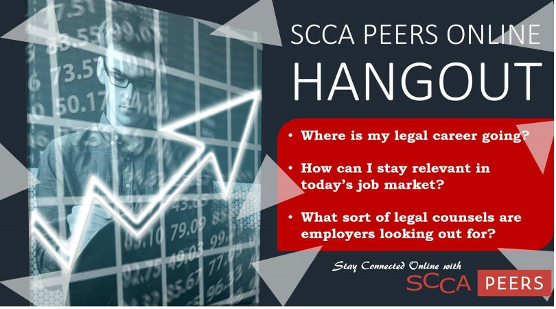 PEERS ONLINE HANGOUT _ Complimentary Event (ONLY FOR IN-HOUSE COUNSEL)