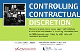 CONTROLLING CONTRACTUAL DISCRETION