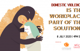 WEBINAR: Domestic Violence: Is the Workplace Part of the Solution?