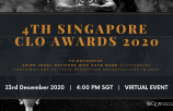 Singapore Chief Legal Officer Awards 2020