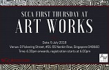 FIRST THURSDAY AT ART WORKS