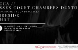 ESSEX COURT CHAMBERS DUXTON (SINGAPORE GROUP PRACTICE) FIRESIDE CHAT