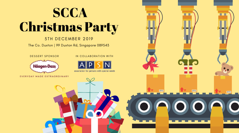 First Thursdays Christmas Party