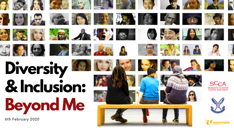 *POSTPONED INDEFINITELY* Diversity & Inclusion: Beyond Me ( Feb First Thursday)