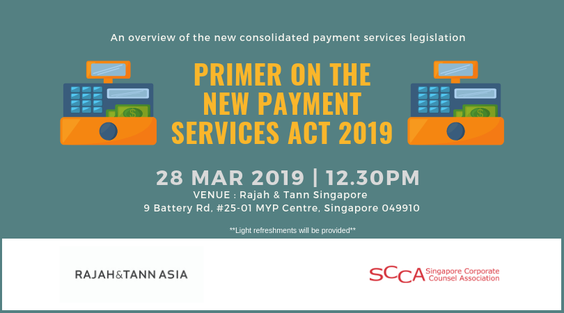 Primer on the New Payment Services Act 2019