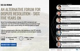 SICC & SAL (Foreign Lawyers Chapter) Webinar - An Alternative Forum For Dispute Resolution - SICC Five Years On