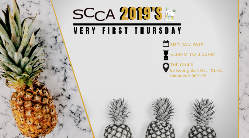 SCCA 2019's VERY FIRST THURS  (In-house lawyers only)