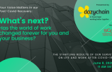 WEBINAR: What's next? Has the world of work changed forever for you and your business?