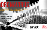 Coronavirus: Responding to the current disruption with guidance on the key issues