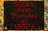 SCCA's Thursday at LEGO®