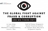 The Global Fight Against Fraud & Corruption – Are We There Yet?