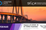 WEBINAR: Impact of COVID-19 on Indian Business – Contractual Issues for In-house Counsels in APAC