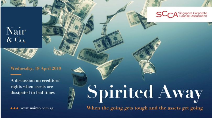 Spirited Away - When the Going Gets Tough and the Assets Get Going