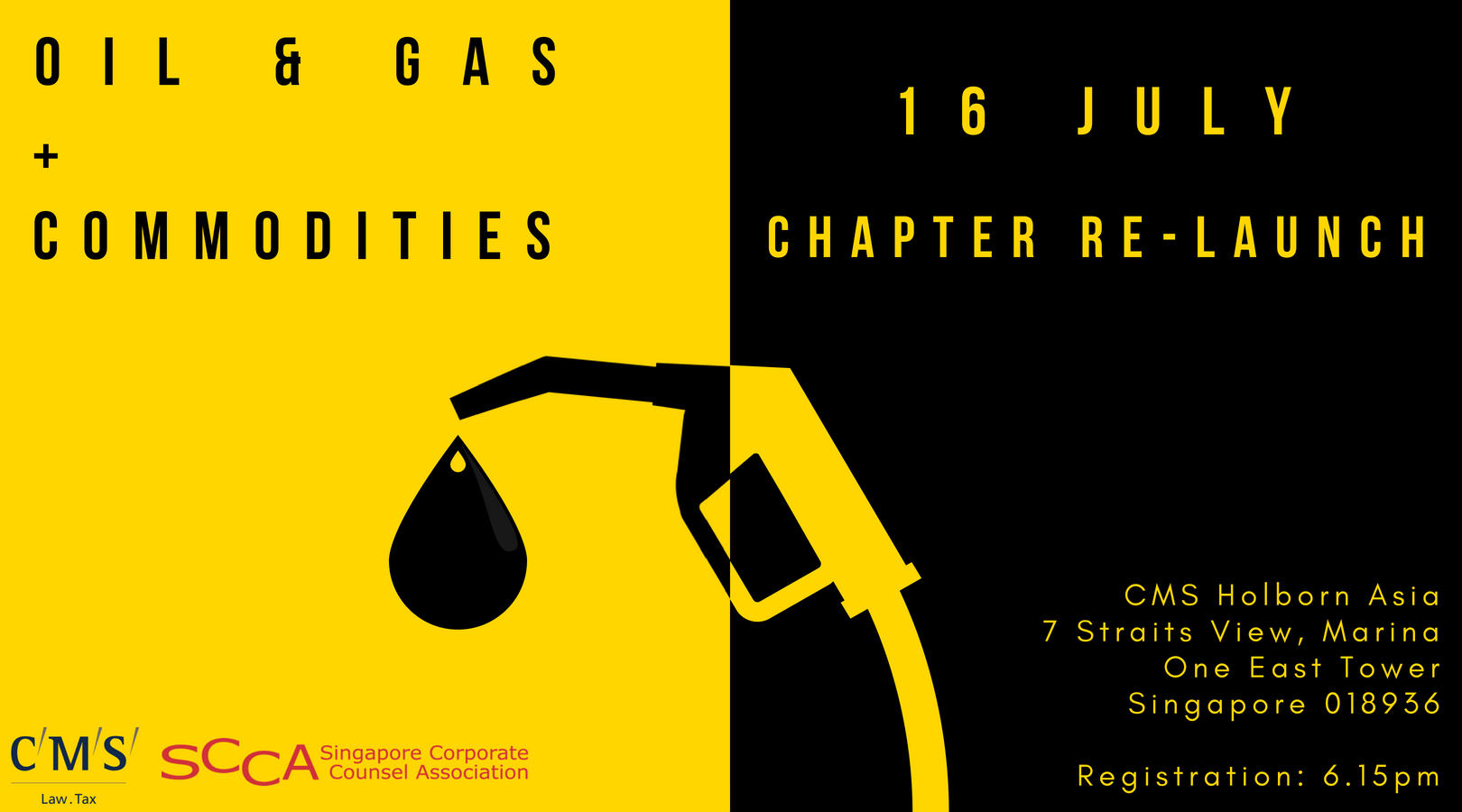 RE-LAUNCH OF THE OIL & GAS + COMMODITIES CHAPTER